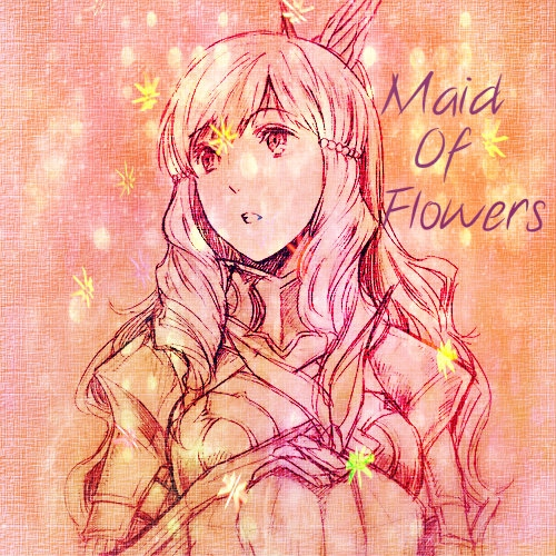 Maid of Flowers