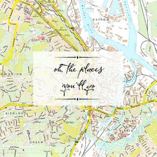 playlist project 027: oh, the places you'll go