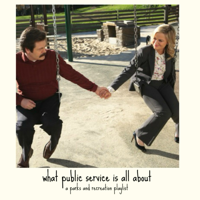 what public service is all about