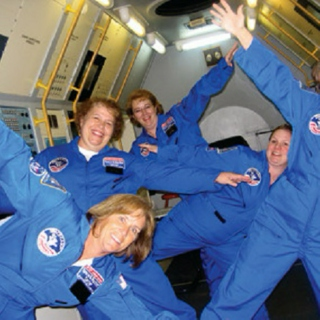 Our Trip to the Space Center