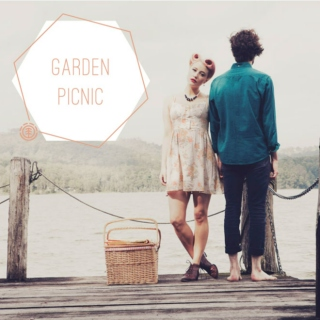 Garden Picnic With Your Loved One