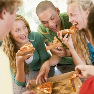 8th Grade Pizza Party Playlist