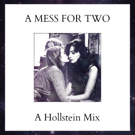 a mess for two