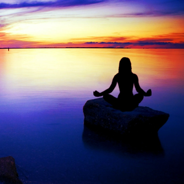 """""""Meditation is the soul's perspective glass."""""""