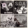Dischord Records Releases 001-008: 1980-81