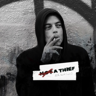 (not) a thief