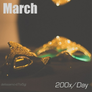 200x/Day (March '15)