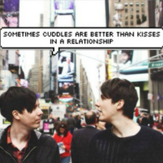 ☼Sometimes cuddles are better than kisses in a relationship☼