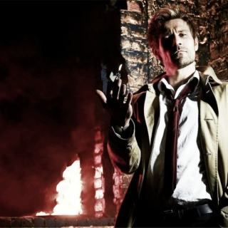 I'm John Constantine, I do stupid in spades