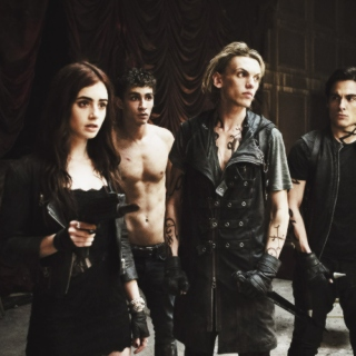 even if i wanted to, i couldn't stop loving you; jace+clary