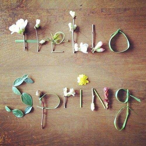 can spring be far behind