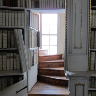 a book is a door, you know