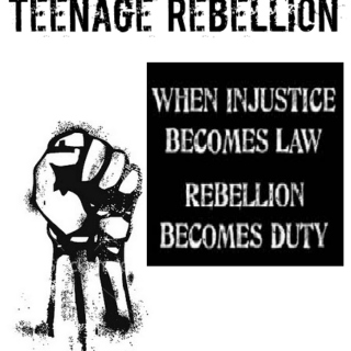 Teenage Rebellion