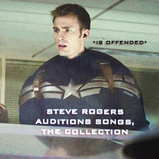 i'm auditioning for the role of steve rogers