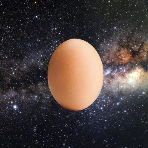 space egg