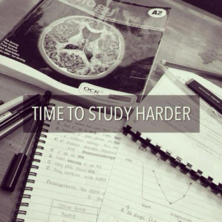 It's time to study harder!