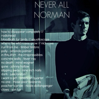 never all norman