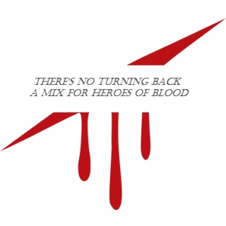 BLOOD: there's no turning back