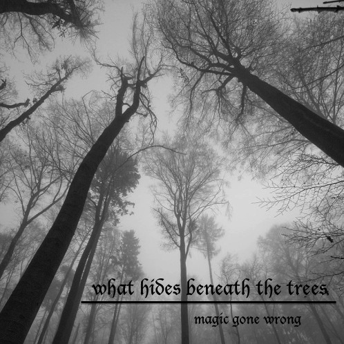 what hides beneath the trees
