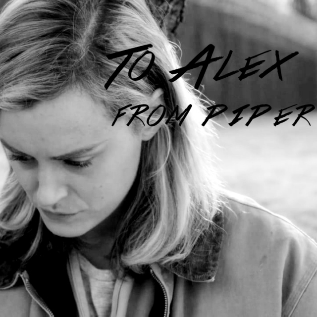 To Alex, From Piper