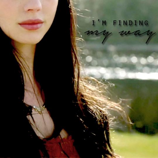 i'm finding my way