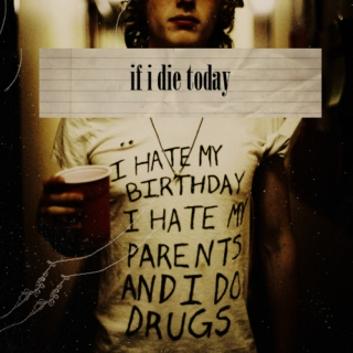 ✞ if i die today