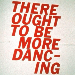 stay in and dance with me