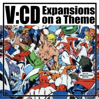 V:CD - Expansions on a Theme