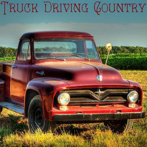Truck Driving Country