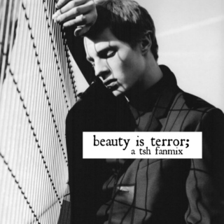 beauty is terror;