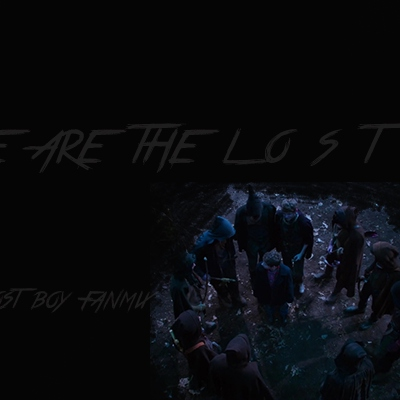 We are the lost