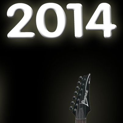 Best Hard Rock Songs of 2014