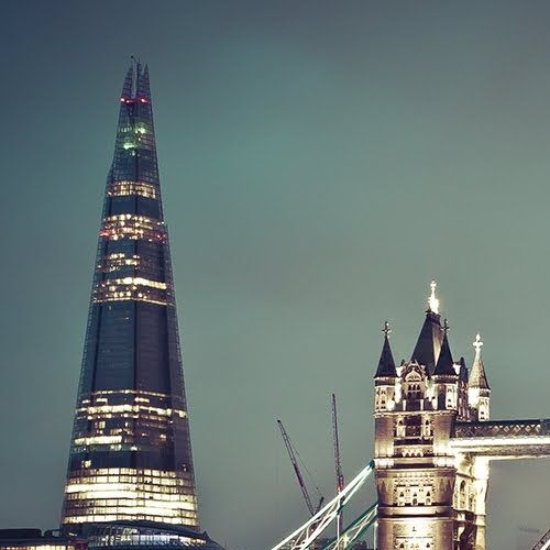 FROM THE SHARD TO THE SHORE