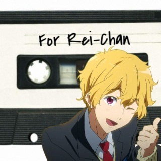 Nagisa's Love Mix for Rei