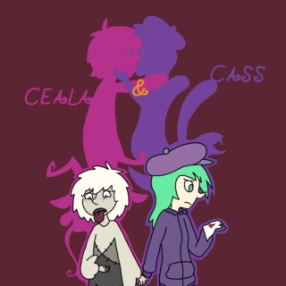 Ceala and Cass