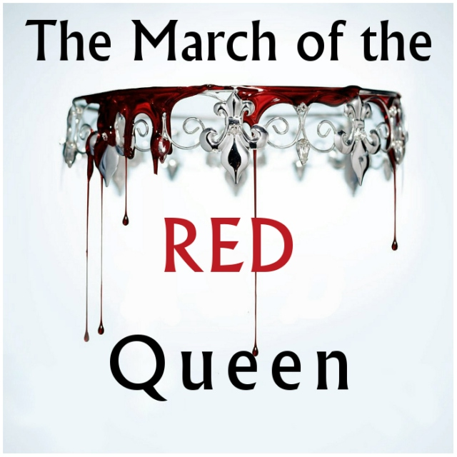 The March of the Red Queen