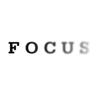 Focus on all the things.