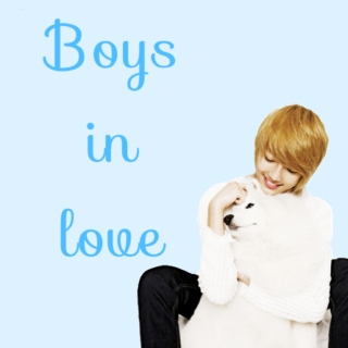 Boys in love