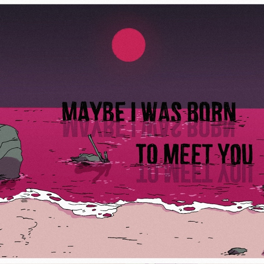 Maybe I was born to meet you