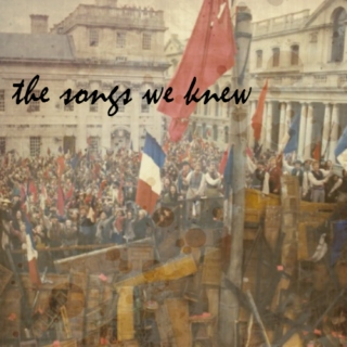 the songs we knew