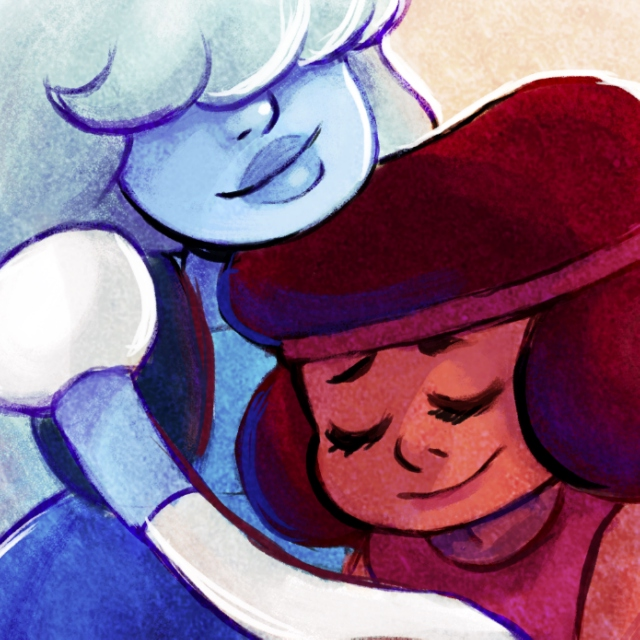 the origin is you ☆ a ruby/sapphire fanmix