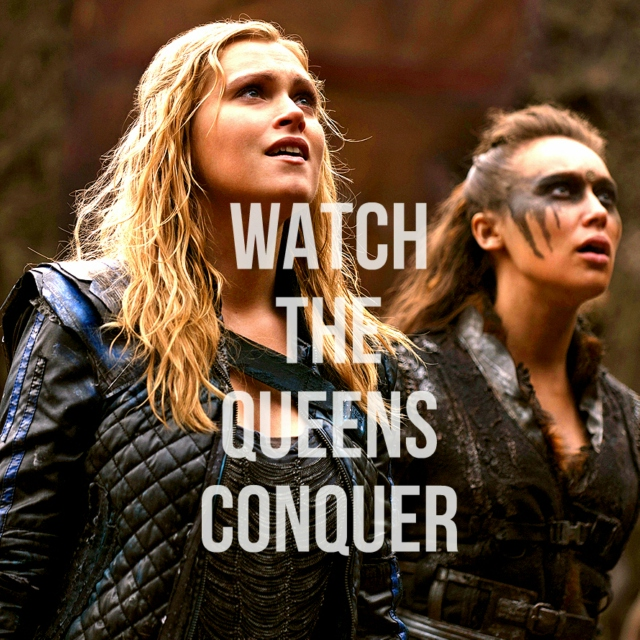 Watch the Queens Conquer
