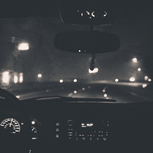 nothing like a long night drive-