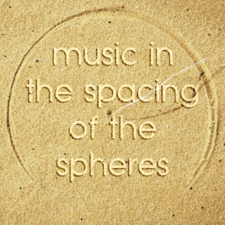Music in the Spacing of the Spheres