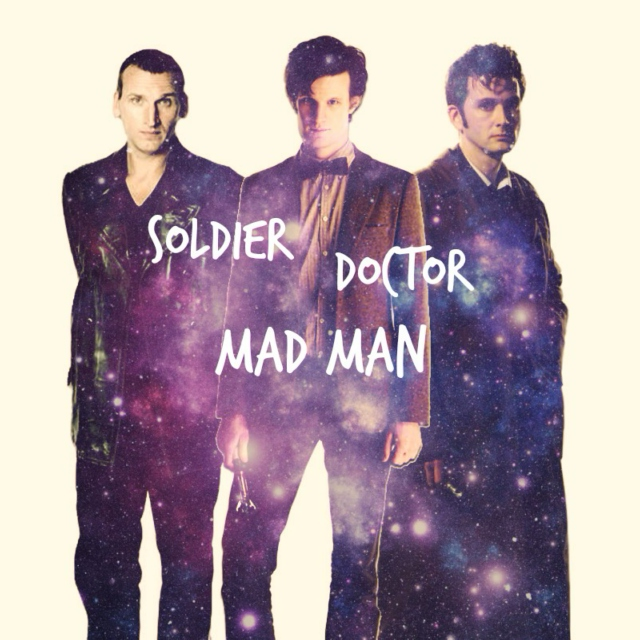Soldier, Doctor, Mad Man