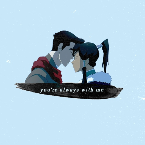 you're always with me