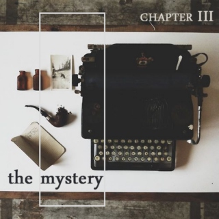Chapter 3: The Mystery