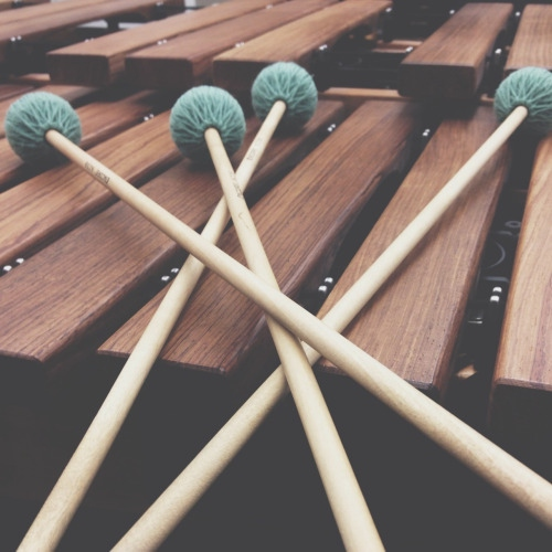 an ode to mallet percussion