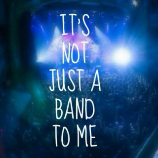 those bands are the greatest