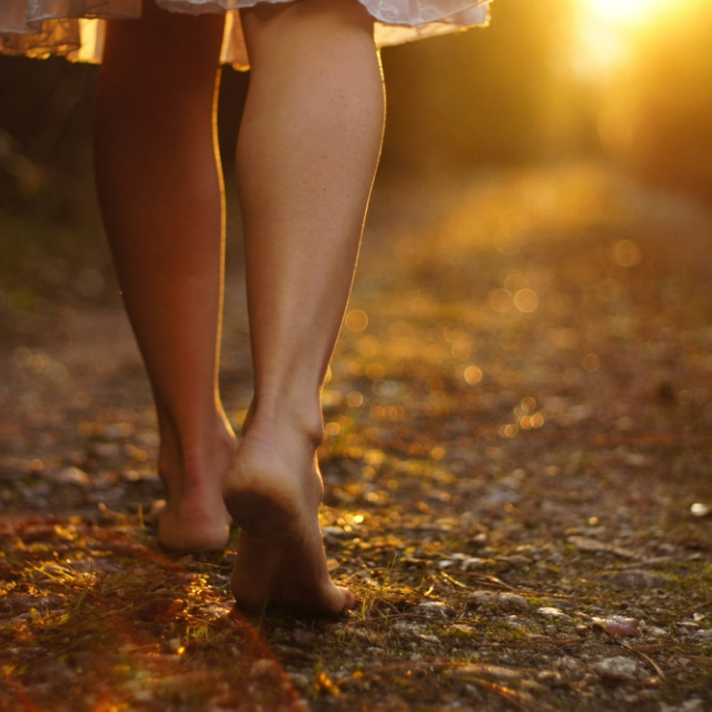 Stepping Into Life